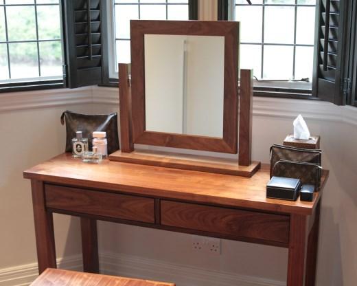 Bespoke Wooden Mirrors Norfolk Oak