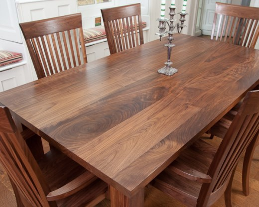 Walnut Dining Table U0026 Chairs