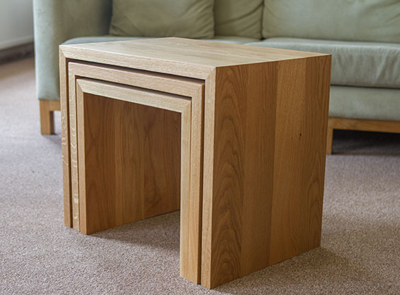 Perfect Oak Coffee Tables