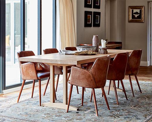 Custom Made Dining Tables Norfolk Oak