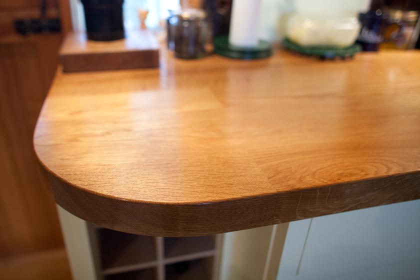 iroko worktops norfolk oak. Black Bedroom Furniture Sets. Home Design Ideas