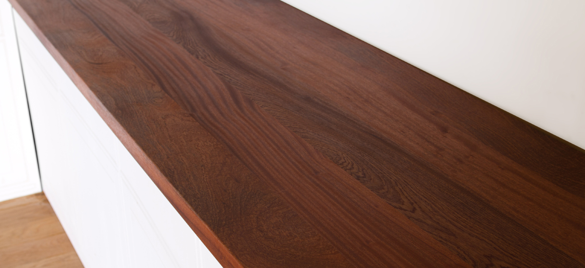Sapele Worktops Norfolk Oak